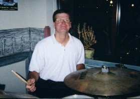Bruce Hagwood-drums