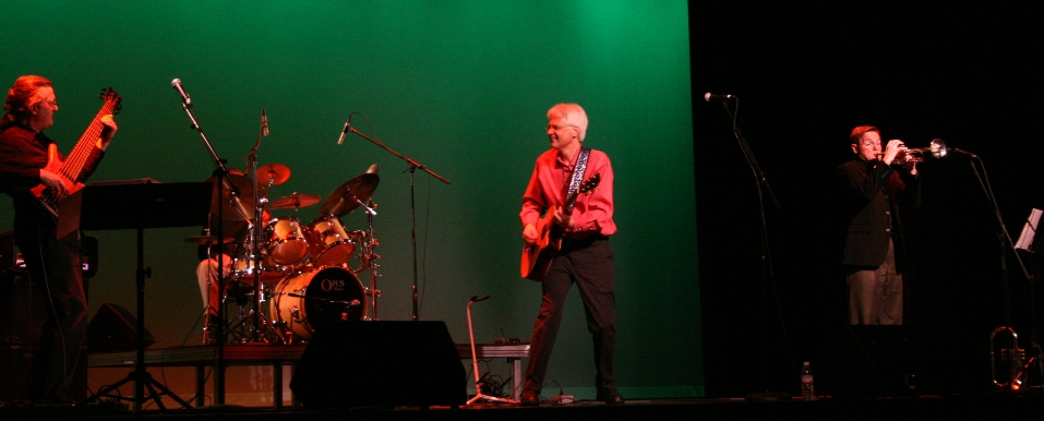 Jim Newsom Quartet at the Suffolk Center for Cultural Arts