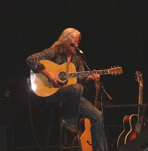 Arlo Guthrie at the American Theatre, 7/8/04