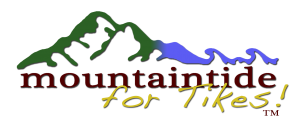 Mountaintide for Tikes logo transparent